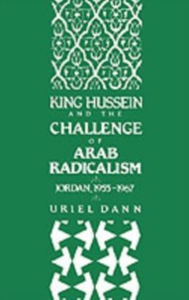 Ebook in inglese King Hussein and the Challenge of Arab Radicalism Dann, Uriel