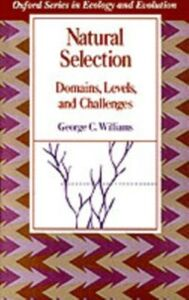Ebook in inglese Natural Selection Williams, George C.