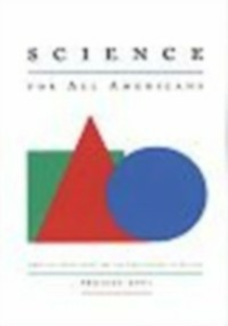Ebook in inglese Science for All Americans Ahlgren, Andrew , Rutherford, F. James