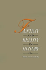 Ebook in inglese Fantasy and Reality in History Loewenberg, Peter