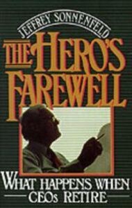 Foto Cover di Hero's Farewell, Ebook inglese di Jeffrey Sonnenfeld, edito da Oxford University Press, UK
