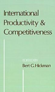 Ebook in inglese International Productivity and Competitiveness -, -