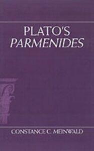 Foto Cover di Plato's Parmenides, Ebook inglese di Constance C. Meinwald, edito da Oxford University Press