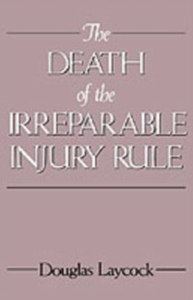 Ebook in inglese Death of the Irreparable Injury Rule Laycock, Douglas