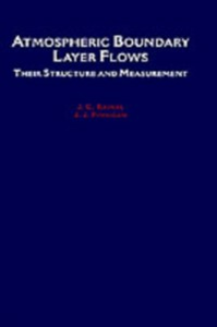 Ebook in inglese Atmospheric Boundary Layer Flows: Their Structure and Measurement Finnigan, J. J. , Kaimal, J. C.