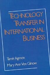 Technology Transfer in International Business