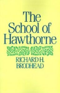 Ebook in inglese School of Hawthorne Brodhead, Richard H.