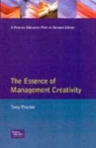 Ebook in inglese Essence of Creativity: A Guide to Tackling Difficult Problems Kim, Steven