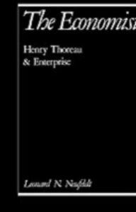Foto Cover di Economist: Henry Thoreau and Enterprise, Ebook inglese di Leonard N. Neufeldt, edito da Oxford University Press
