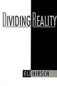 Ebook in inglese Dividing Reality Hirsch, Eli