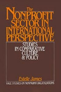 Ebook in inglese Nonprofit Sector in International Perspective: Studies in Comparative Culture and Policy