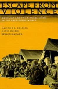 Ebook in inglese Escape from Violence: Conflict and the Refugee Crisis in the Developing World Aguayo, Sergio , Suhrke, Astri , Zolberg, Aristide R.