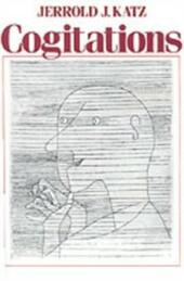 Cogitations: A Study of the Cogito in Relation to the Philosophy of Logic and Language and a Study of Them in Relation to the Cogito