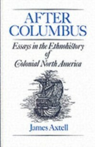 Ebook in inglese After Columbus Axtell, James
