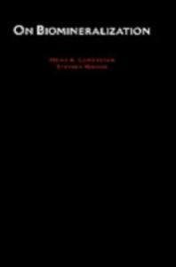 Ebook in inglese On Biomineralization Lowenstam, Heinz A. , Weiner, Stephen