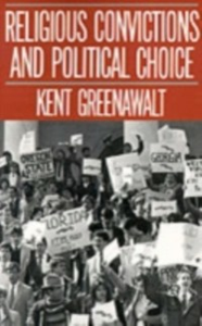 Ebook in inglese Religious Convictions and Political Choice Greenawalt, Kent