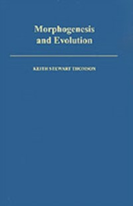 Ebook in inglese Morphogenesis and Evolution Thomson, Keith Stewart