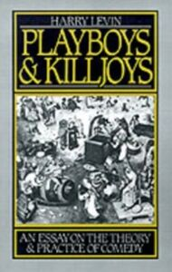 Ebook in inglese Playboys and Killjoys Levin, Harry