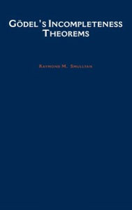 Ebook in inglese Godel's Incompleteness Theorems Smullyan, Raymond M.