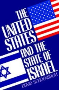 Ebook in inglese United States and the State of Israel Schoenbaum, David