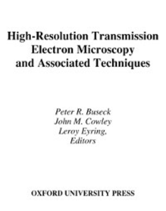 Ebook in inglese High-Resolution Transmission Electron Microscopy: and Associated Techniques -, -