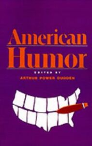 Ebook in inglese American Humor -, -