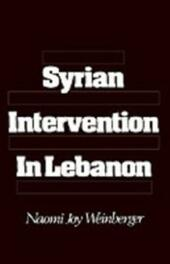 Syrian Intervention in Lebanon