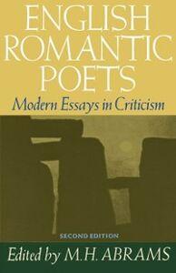 Foto Cover di English Romantic Poets: Modern Essays in Criticism, Ebook inglese di  edito da Oxford University Press