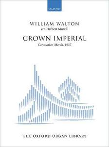 Crown Imperial: A Coronation March (1937) - cover