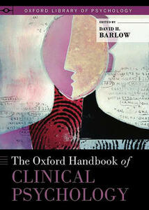 The Oxford Handbook of Clinical Psychology - cover