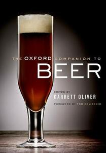 The Oxford Companion to Beer - cover