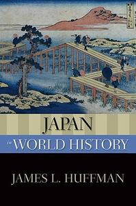 Japan in World History - James L. Huffman - cover