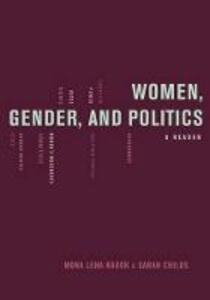 Women, Gender, and Politics: A Reader - Mona Krook,Sarah Childs - cover