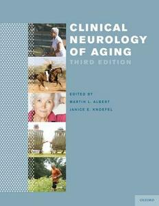 Clinical Neurology of Aging - cover