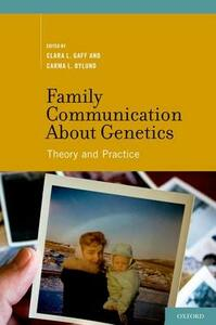 Family Communication about Genetics: Theory and Practice - cover