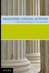 Measuring Judicial Activism - Stefanie Lindquist,Frank L. Cross - cover