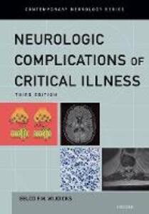 Neurologic Complications of Critical Illness - Eelco F. M. Wijdicks - cover