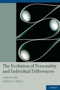 The Evolution of Personality and Individual Differences - cover