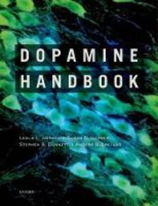 Dopamine Handbook - Leslie L. Iversen,Susan D. Iversen,Stephen Dunnett - cover