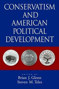 Conservatism and American Political Development - cover