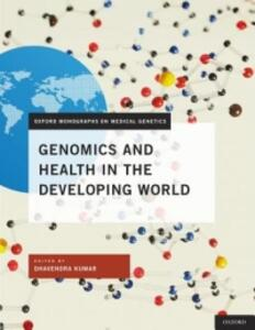 Genomics and Health in the Developing World - cover