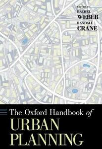 The Oxford Handbook of Urban Planning - cover
