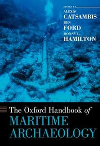 The Oxford Handbook of Maritime Archaeology - cover