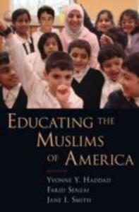 Educating the Muslims of America - cover