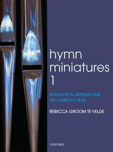Hymn Miniatures 1: 28 practical settings for the church's year - cover