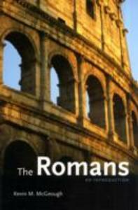 The Romans: An Introduction - Kevin M. McGeough - cover
