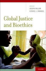 Global Justice and Bioethics - cover