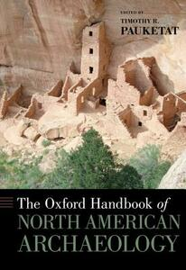 The Oxford Handbook of North American Archaeology - cover