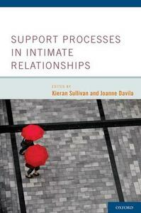 Support Processes in Intimate Relationships - cover
