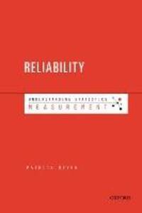 Understanding Measurement: Reliability - Patrick Meyer - cover